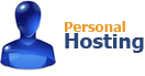Personal Hosting Services